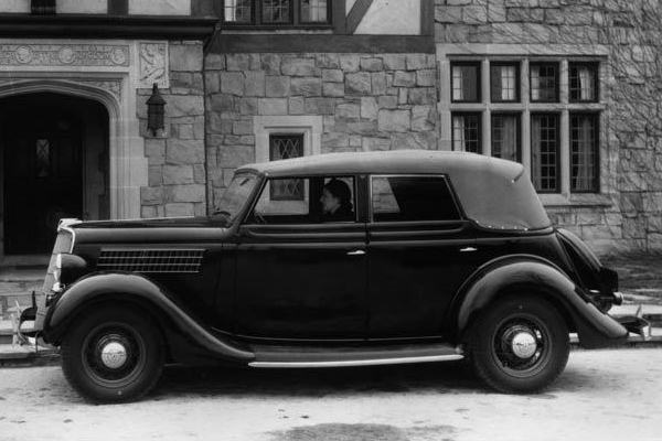 MCG spotter's guide to the 1933-36 Fords | Mac's Motor City Garage