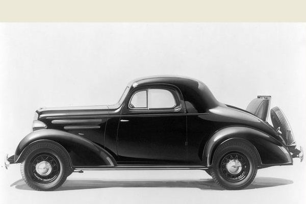 MCG Car Spotter's Guide to the 1932 to 1942 Chevrolet | Mac's Motor