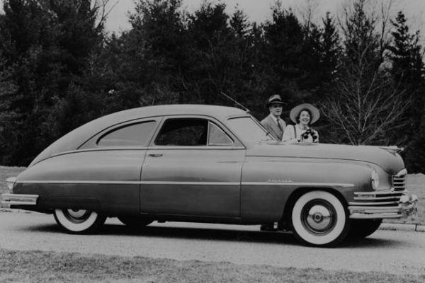 1949 Packard Eight Club Sedan