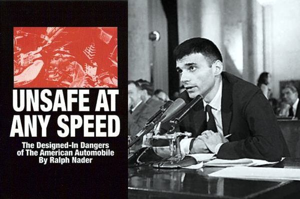 Bookshelf: Unsafe at Any Speed by Ralph Nader | Mac's Motor City ...