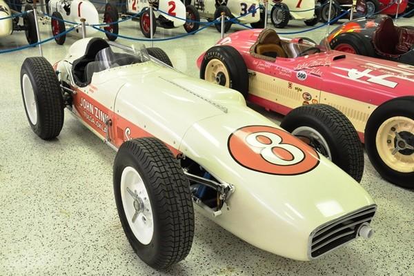 1956 Watson-Offy John Zink Spl. 1956 winner