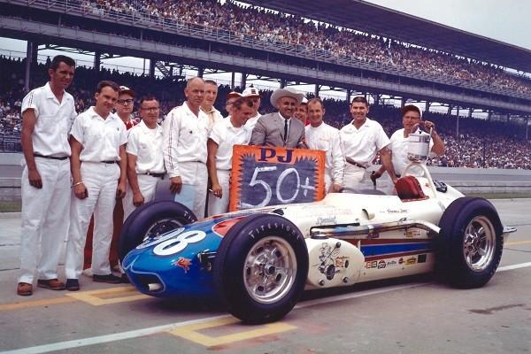 Watson-Offy Old Calhoun 1963 Indy 500 winner