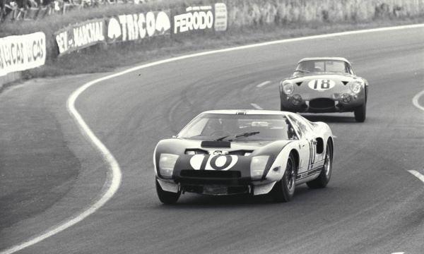 1964 Ford GT LeMans
