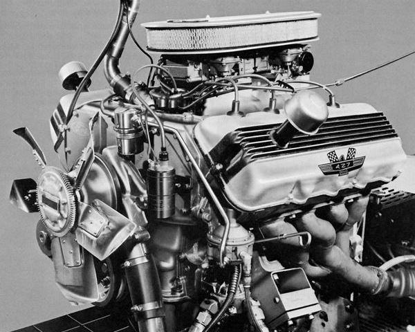 Cammer–the real story of the legendary Ford 427 SOHC V8 | Mac's