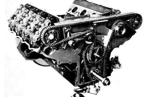 427 ford sohc cam drive