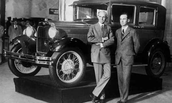 a history of henry ford and his car producing company Henry ford (1863 – 1947), one of the most influential industrialists in history,   automobile company, with the help of new backers, ford formed the henry ford .
