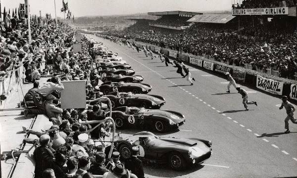 Video the 1955 le mans disaster mac 39 s motor city garage for Garage automobile le mans