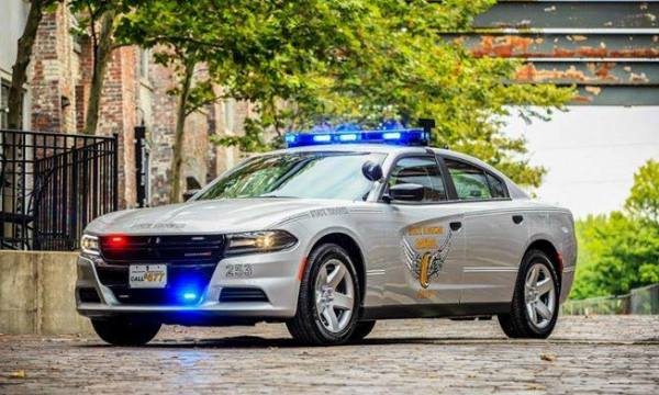 Cars Of The Ohio State Highway Patrol Mac S Motor City