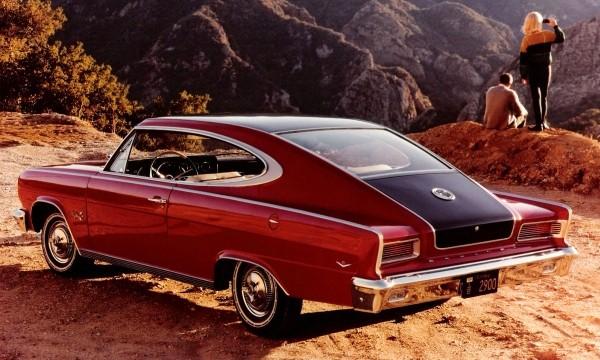 The American Motors Marlin Story