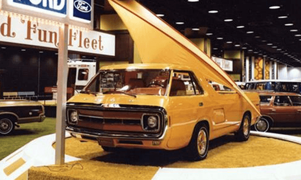 Ford Concept Cars >> Five Fabulous But Forgotten Ford Concept Cars Mac S Motor