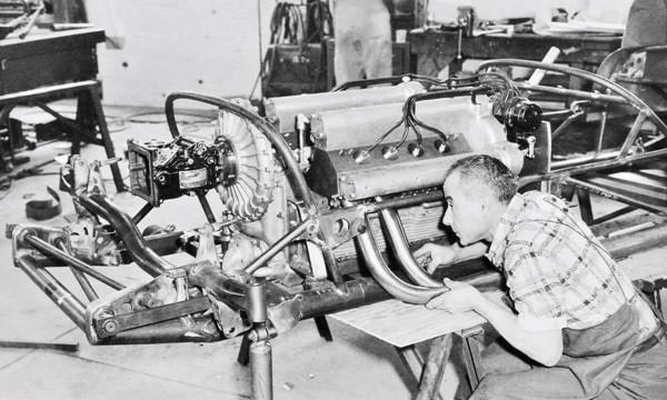 1956 Novi Chassis