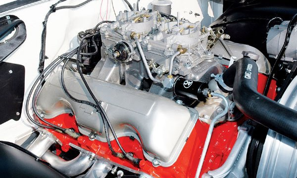 Inside the Chevy 409 V8   Mac's Motor City Garage