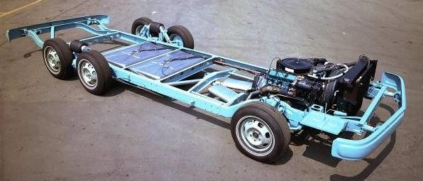 1973 1978 Gmc Motorhome General Motors Grand Rv Experiment Mac S
